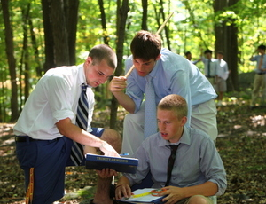 Experiential Learning in Woods